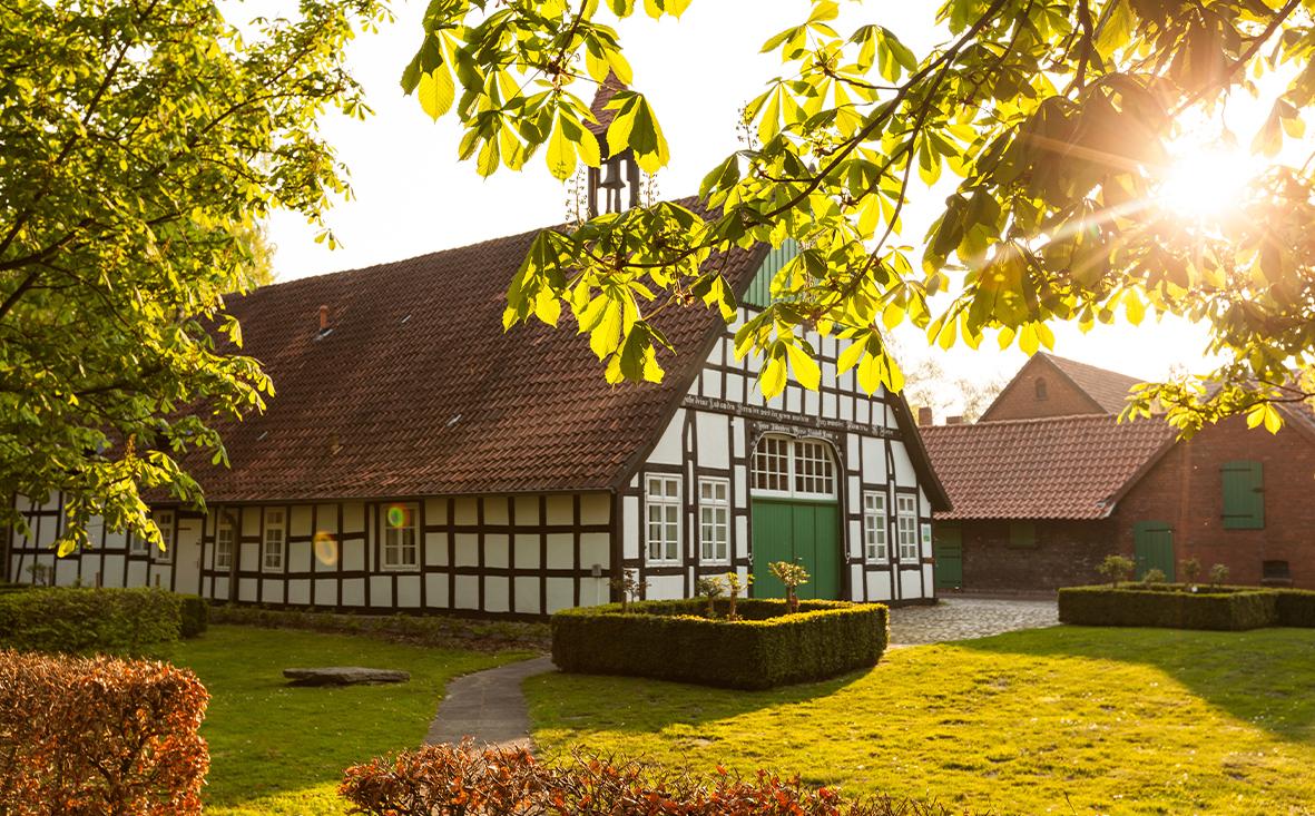 Resthof in Niedersachsen kaufen