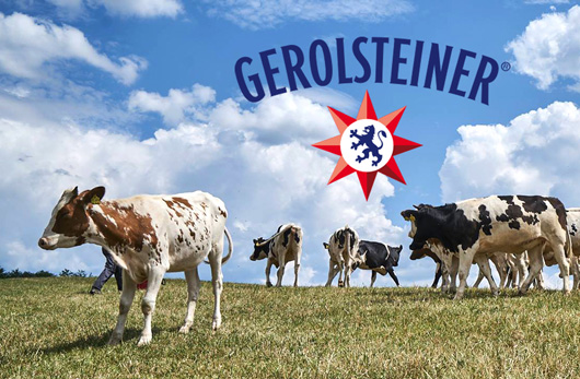 LANDLORDS Gerolsteiner Brunnen supports Reginenhof with its change to ecological agriculture